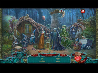 Reveries: Soul Collector Collector's Edition - Screen 1
