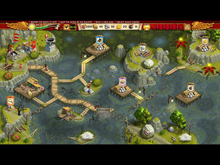 Roads Of Rome: New Generation 3 - Collector's Edition - Screen 2