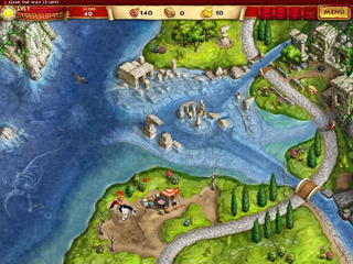 Roads of Rome: New Generation - Screen 1