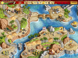 Roads of Rome: New Generation - Screen 2