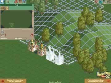 RollerCoaster Tycoon 2 - Screen 2