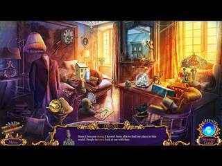 Royal Detective: Borrowed Life Collector's Edition - Screen 1