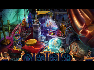 Royal Detective: Legend Of The Golem Collector's Edition - Screen 2