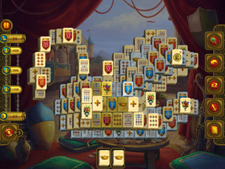 Royal Mahjong - King's Journey - Screen 1