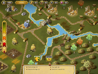 Royal Roads 2: The Magic Box Collector's Edition - Screen 1