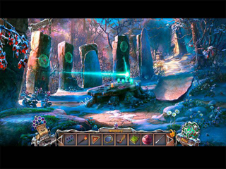 Sable Maze: Forbidden Garden Collector's Edition - Screen 2