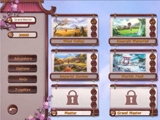 Sakura Day Mahjong - Screen 2