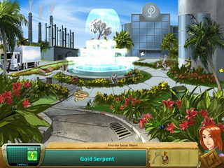 Samantha Swift and the Fountains of Fate CE - Screen 1