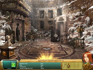 Samantha Swift and the Fountains of Fate CE - Screen 2