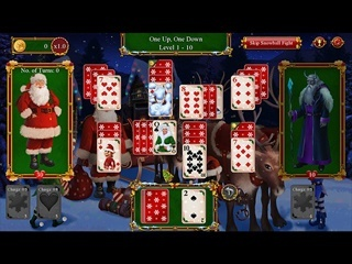 Santa's Christmas Solitaire 2 - Screen 2
