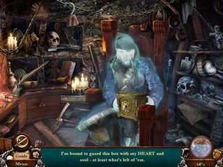 Sea of Lies: Leviathan Reef Collector's Edition - Screen 1