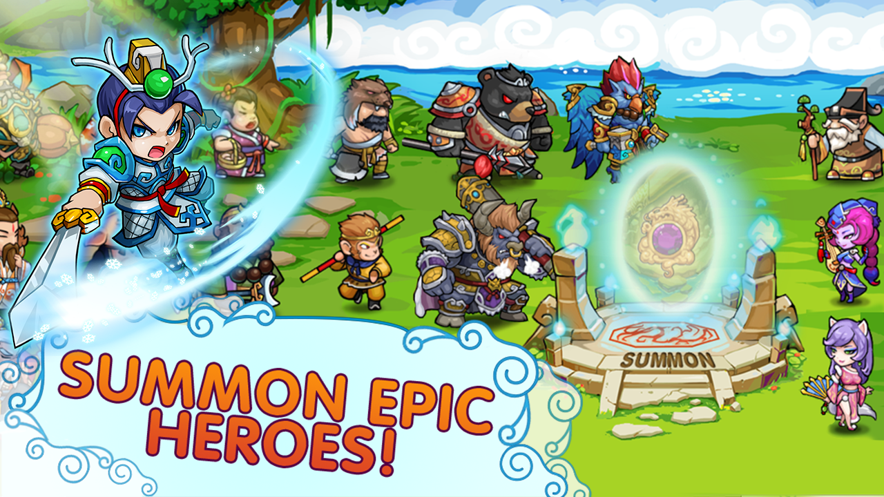 Secret Kingdom Defenders - Screen 1