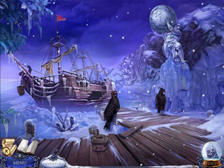 Secret Trails - Frozen Heart - Screen 2