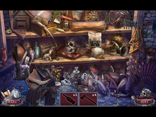 Secrets of Great Queens: Old Tower Collector's Edition - Screen 2