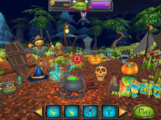 Secrets of Magic 4: Potion Master - Screen 2
