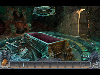 Secrets of the Dark 3 - Mystery of the Ancestral Estate - Screen 2