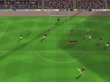Sensible Soccer 2006 - Screen 1