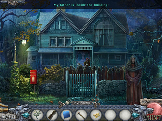 Shadow Wolf Mysteries: Curse of Wolfhill Collector's Edition - Screen 2