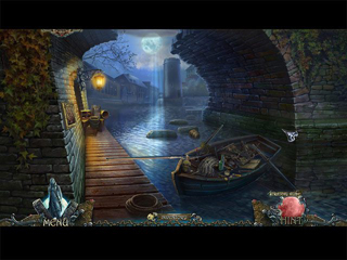 Shadow Wolf Mysteries: Tracks of Terror CE - Screen 1