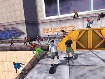 Skateboard park tycoon screenshots 3.