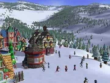 Ski Resort Extreme - Screen 2
