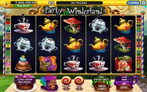 Slotomania Slot Machines - Screen 1