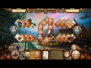 Snow White Solitaire - Legacy of Dwarves - Screen 1