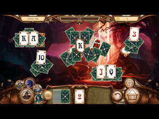 Snow White Solitaire - Legacy of Dwarves - Screen 2