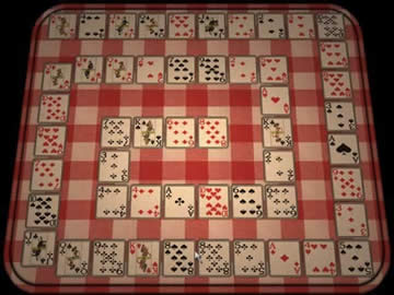 Solitaire 3D - Screen 1