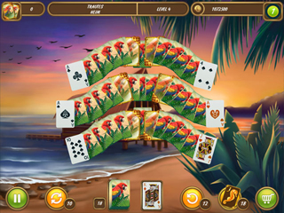 Solitaire Beach Season - A Vacation Time - Screen 2