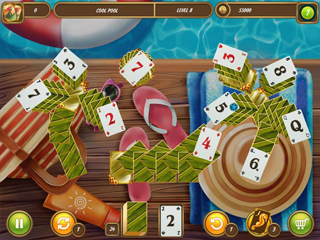 Solitaire: Beach Season - Sounds of Waves - Screen 1