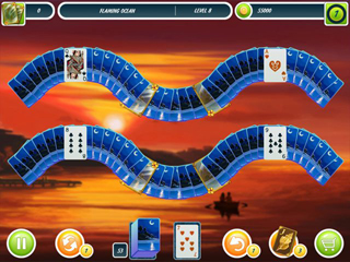 Solitaire: Beach Season 3 - Screen 2