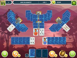 Solitaire: Beach Season - Screen 1