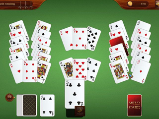 Solitaire Club - Screen 2
