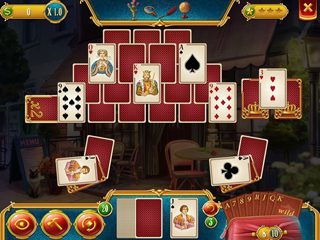 Solitaire Detective: The Frame-Up - Screen 2