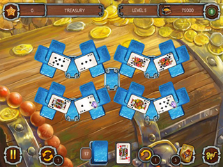Solitaire Legend of the Pirates 2 - Screen 2