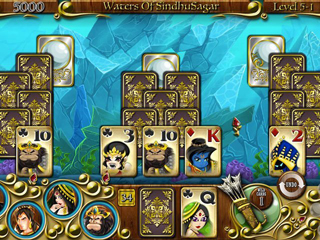 Solitaire Stories - The Quest for Seeta - Screen 1