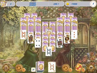 Solitaire Victorian Picnic 2 - Screen 2