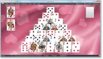 SolSuite Solitaire 2012 - Screen 1