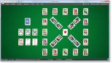 SolSuite Solitaire 2012 - Screen 2