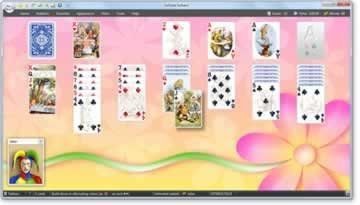 SolSuite Solitaire 2013 - Screen 2