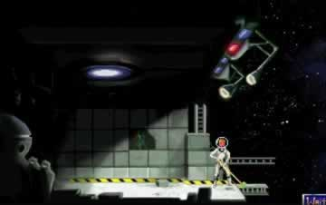 Space Quest 2 - Screen 1