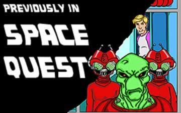 Space Quest 2 - Screen 2
