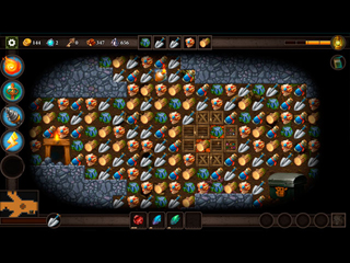 SpelunKing - The Mine Match - Screen 1