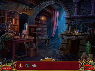 Spirit of Revenge: Florry's Well Collector's Edition - Screen 1