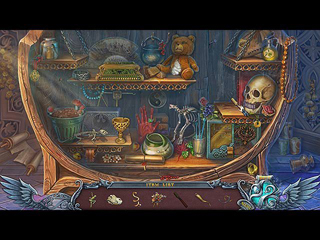 Spirits of Mystery: The Silver Arrow - Screen 1
