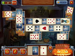 Spooky Solitaire: Halloween - Screen 2