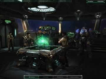 StarCraft II: Wings of Liberty - Screen 1