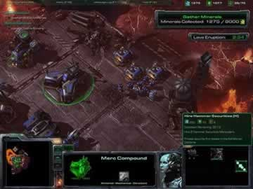 StarCraft II: Wings of Liberty - Screen 2