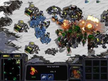 Starcraft - Screen 1
